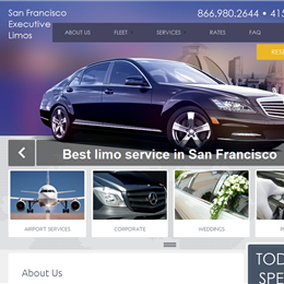 San Francisco Executive Limos photo