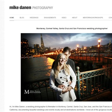 Mike Danen Photography wedding vendor preview