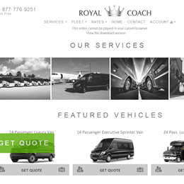 Royal Coach photo