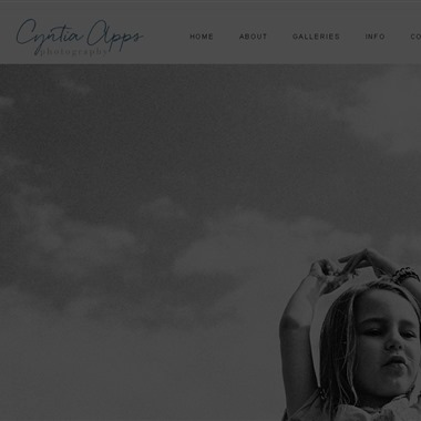 Cyntia Apps Photography wedding vendor preview