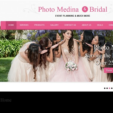 Photo Medina wedding vendor preview