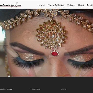 Creations By Sam wedding vendor preview