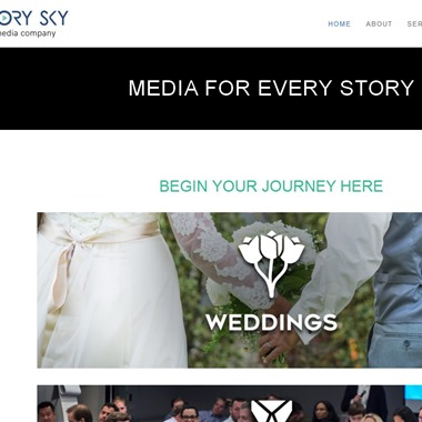 Ivory Sky Media wedding vendor preview