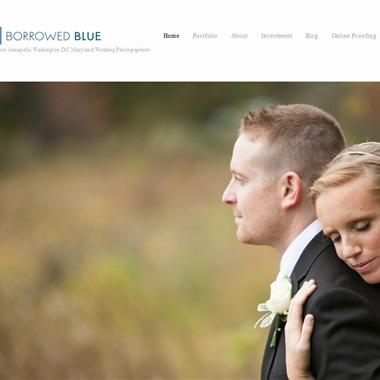 Borrowed Blue Photography wedding vendor preview