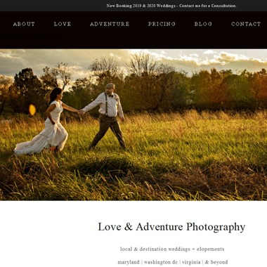 Love & Adventure Photography wedding vendor preview