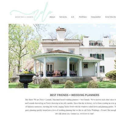 NoLo Weddings and Events wedding vendor preview