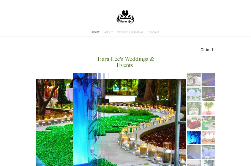 Tiara Lee's Weddings & Events wedding vendor photo