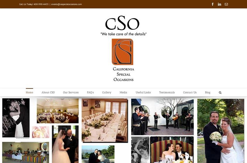 California Special Occasions wedding vendor photo