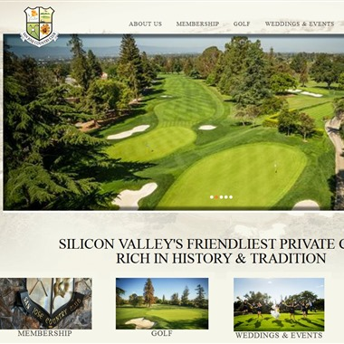 San Jose Country Club Weddings & Events wedding vendor preview