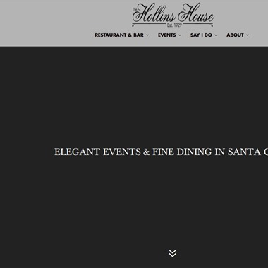 Hollins House Weddings and Events wedding vendor preview