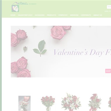 Cittis Florist wedding vendor preview