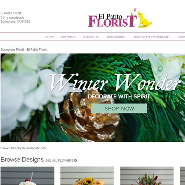 Patito Florist wedding vendor preview