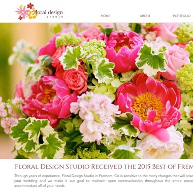 Floral Design Studio wedding vendor preview