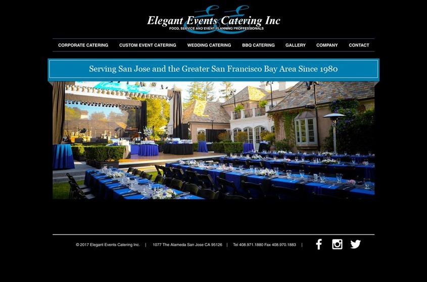 Elegant Events Catering wedding vendor photo