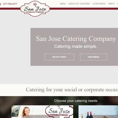 San Jose Local Catering wedding vendor preview