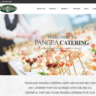 Pangea Catering & Events wedding vendor preview