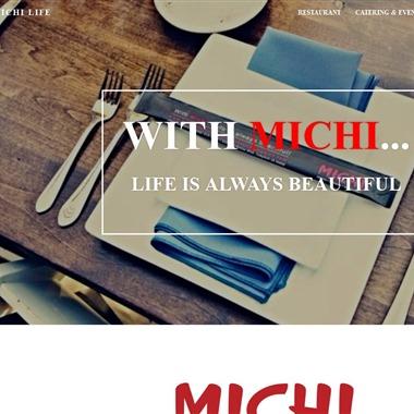 Michi Sushi wedding vendor preview