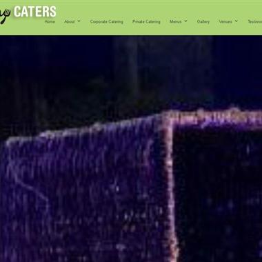 Tony Caters wedding vendor preview