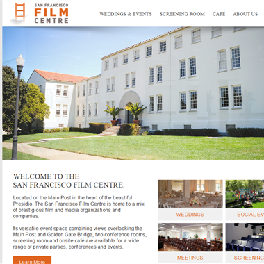 San Francisco Film Centre wedding vendor preview