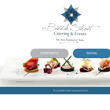 Biddle Street Catering wedding vendor preview