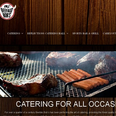 Beefalo Bob's Catering wedding vendor preview