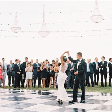 Party Plus Tents + Events wedding vendor preview