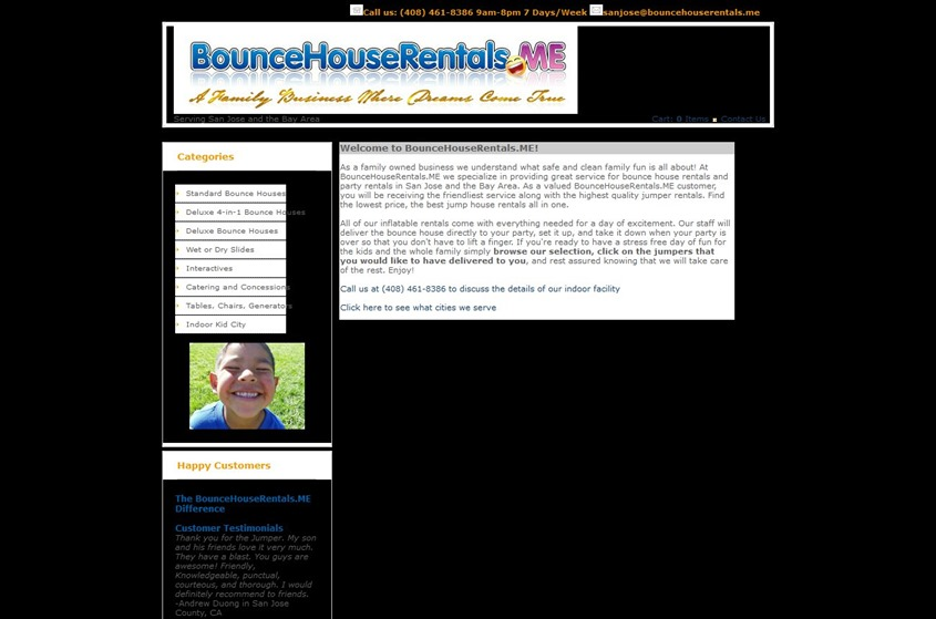 Bounce House Rentals wedding vendor photo
