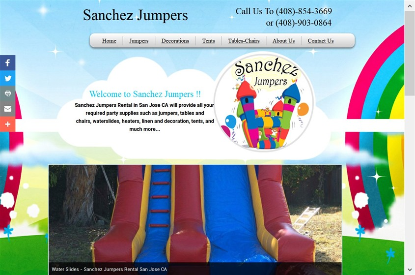 Sanchez Jumpers  wedding vendor photo