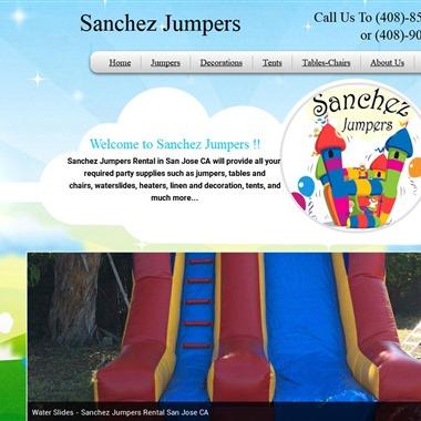 Sanchez Jumpers  wedding vendor preview