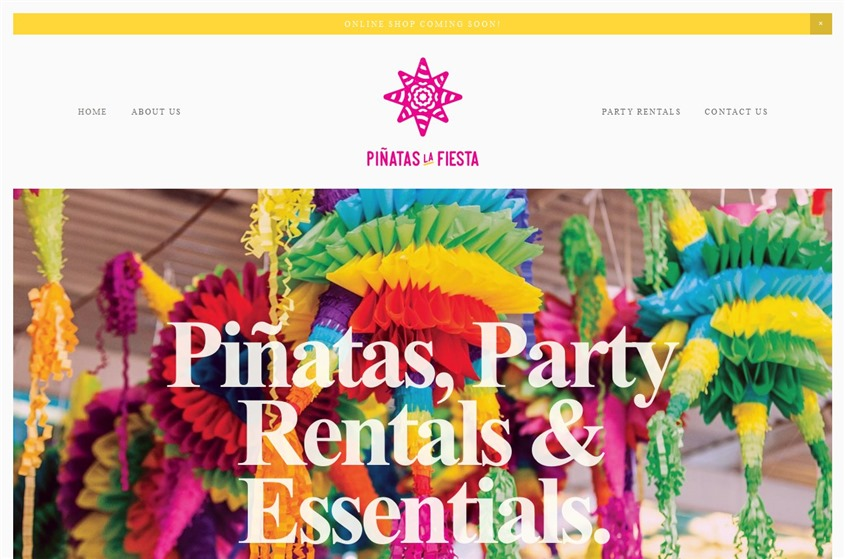 Pinatas La Fiesta wedding vendor photo