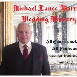 Michael Lance Barrett Wedding Ministry photo