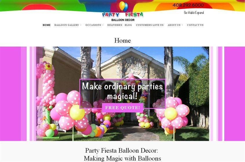 Party Fiesta Decor wedding vendor photo