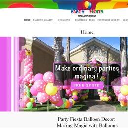 Party Fiesta Decor photo