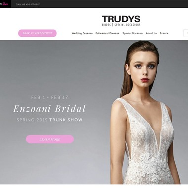 Trudy's wedding vendor preview