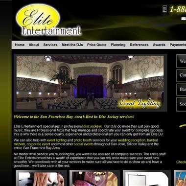 Elite Entertainment wedding vendor preview