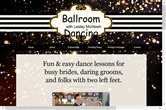 Ballroom Dancing with Lesley McIntosh thumbnail