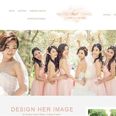 Design Her Image Bridal Makeup and Hair Design wedding vendor preview