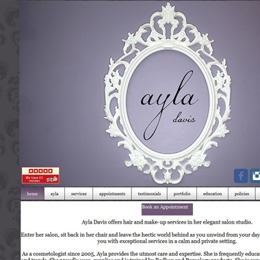 Ayla Davis wedding vendor preview