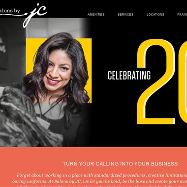 Salons by JC wedding vendor preview