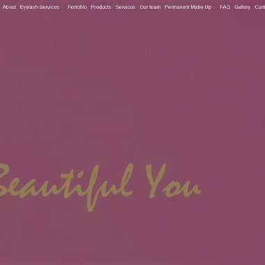 Beautiful You wedding vendor preview