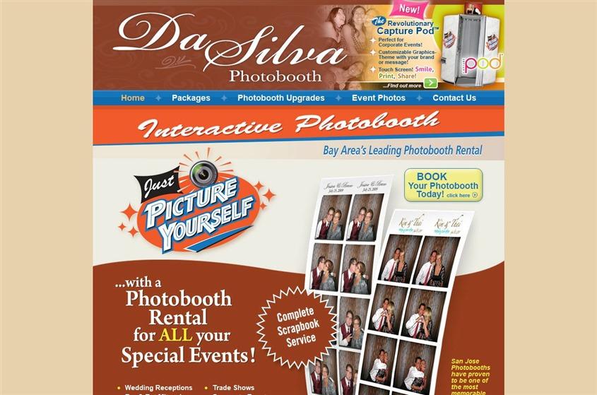 DaSilva Photo Booth wedding vendor photo