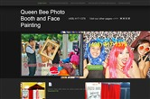 Queen Bee Photo Booth and Face Painting thumbnail