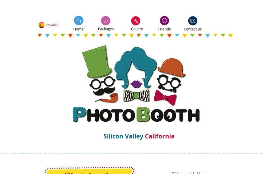PhotoBooth Silicon Valley wedding vendor photo