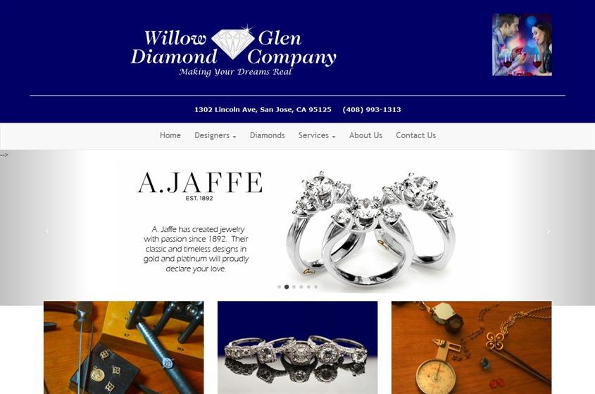 Willow Glen Diamond Company wedding vendor photo
