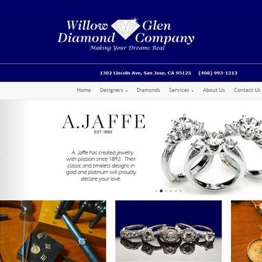 Willow Glen Diamond Company wedding vendor preview