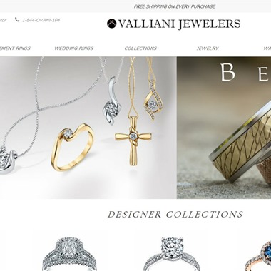 Valliani Jewelers wedding vendor preview