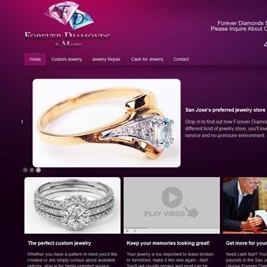 Forever Diamonds and More wedding vendor preview