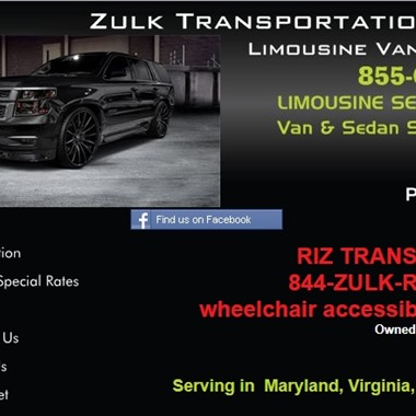 Zulk Transportation wedding vendor preview