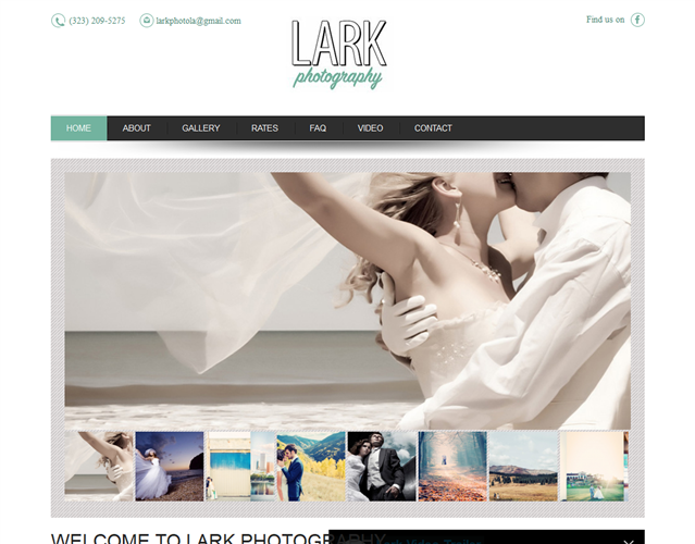 Lark Photo wedding vendor photo