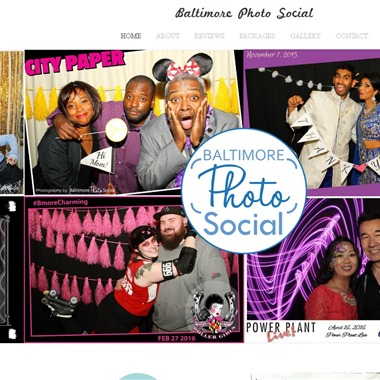 Baltimore Photo Social wedding vendor preview